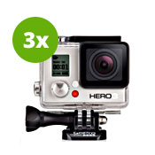 Kamera GoPro HD HERO3 White Edition