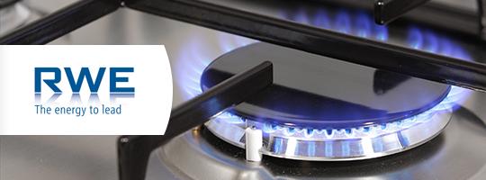 dodavatel plynu RWE