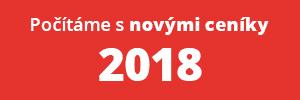 Ceníky 2018